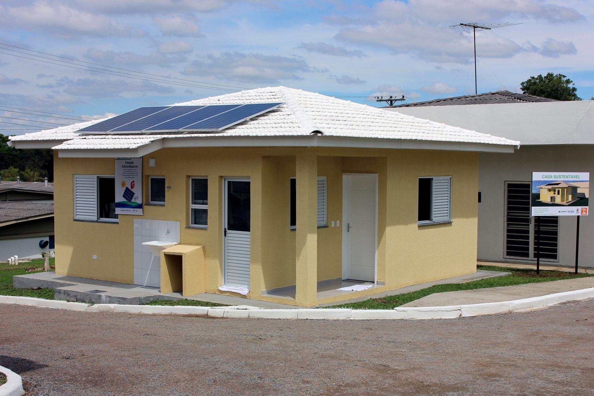 Ibaiti faz cadastro à programas habitacionais
