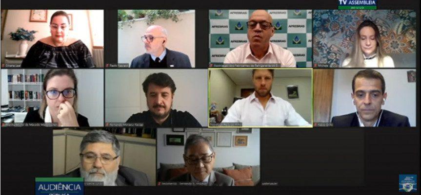 Alep: Debatida questão tributária