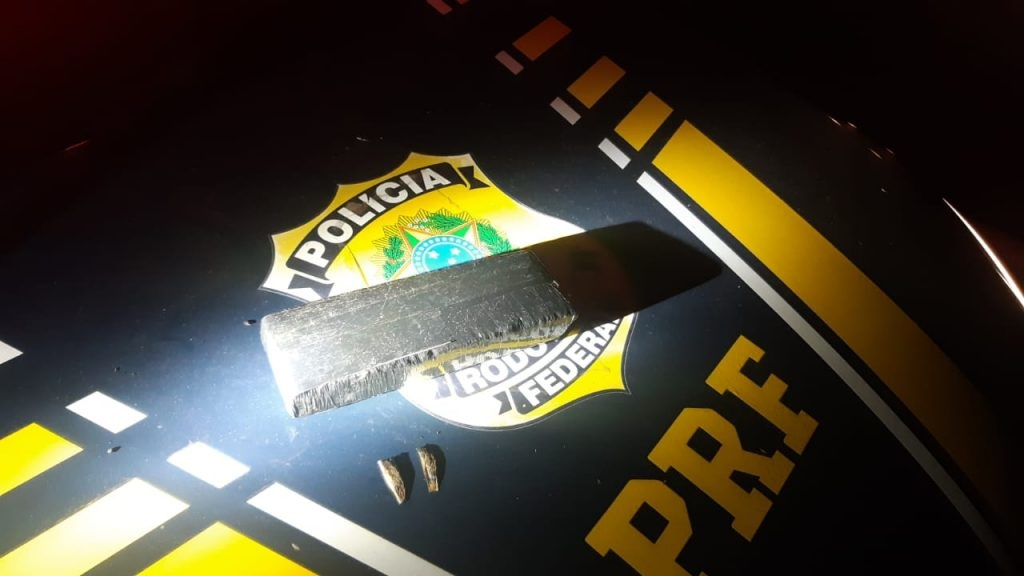 Guapirama: PRF detém 4 por tráfico