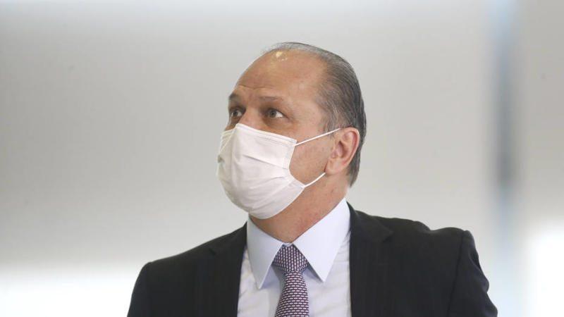 O deputado Ricardo Barros (Progressistas-PR), líder do governo na Câmara.